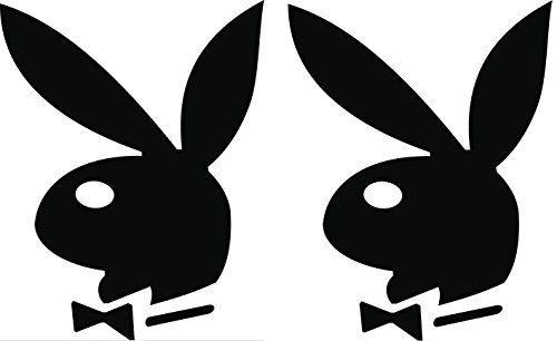 PLAYBOY Logo high quality sticker vinyl decal Available! Bunny Rabbit Sexy Girl (5.5