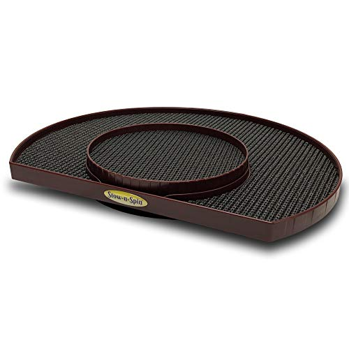 Stow n Spin Lazy Susan Turntable Organizer product image