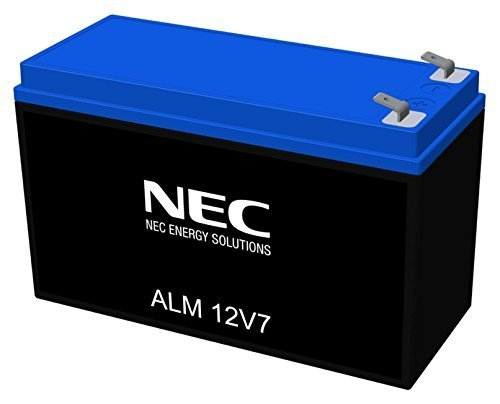 ALM-12V7s Lithium Ion Battery - Battery Lithium Nec