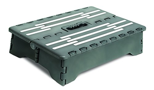 Portable Folding Step Stool by Jobar International by North American Health and Wellness