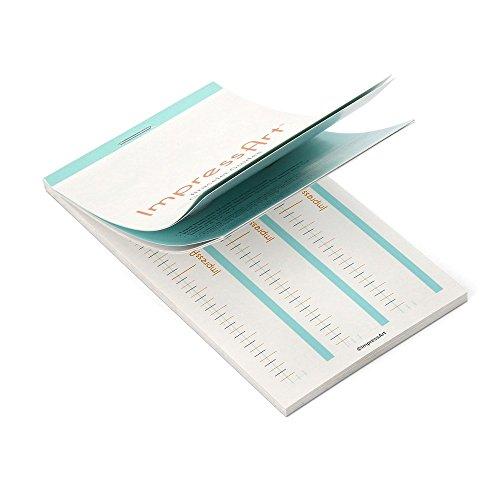 ImpressArt Bracelet Guides for Metal Stamping - Stamp Tape