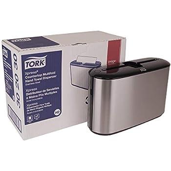 Amazon Com Tork Xpress 302028 Countertop Multifold Hand
