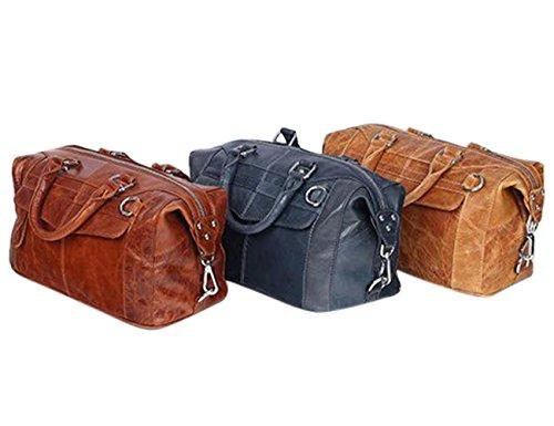 Schule Frauen Taschen Schultertasche Leder Handtaschen Elegante Klein Crossbody Damentaschen Dark Blue