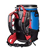 Level Six Barrel Harness:GMA-BARR-CH-OS Bad HASS Adjustable Kayak Spray Skirts