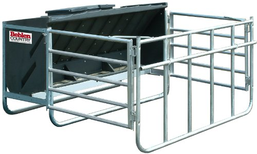 (Behlen Country 24121778 1200-Pound Calf Creep Feeder)