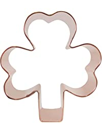 CheckOut CopperGifts: Shamrock Cookie Cutter 3 inch cheapest