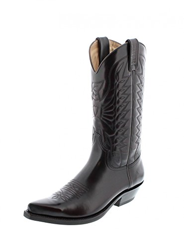 Western Red Burdeos Boots different Cowboy 1920 Mayura colours in Boots EZqZfAw