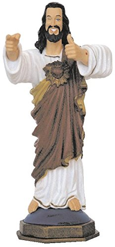 Buddy Christ Figur Close Up