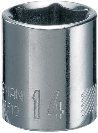 Metric CRAFTSMAN Deep Socket 6-Point 7mm CMMT44404 1//4-Inch Drive