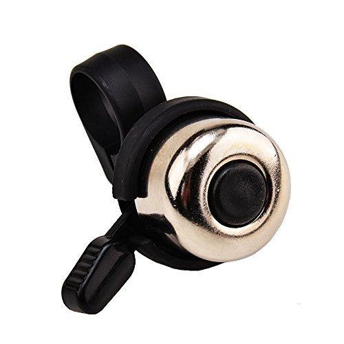 - Gmilk Incredibell Brass Duet Bicycle Bell/Bike Bell/Brass Bike Bell