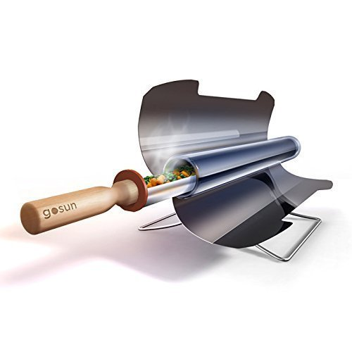 GoSun Sport : Cook a meal Anywhere, Anytime - Fast, Practical, Easy-to-Use Solar Oven by GoSun