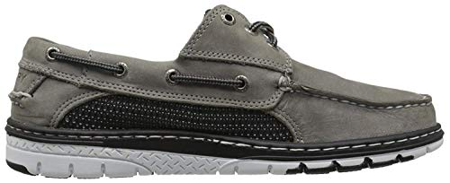 Sperry Top-Sider Men's Billfish Ultralite Boat Shoe, Grey, 11 Medium US