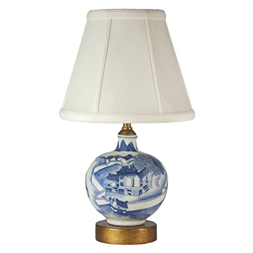 Porcelain Accent Table Lamp - 5