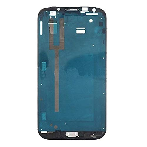 CellPhoneParts.com OEM Full Housing Case Cover LCD Front Housing for Galaxy Note II / N7105 Original OEM Rair Parts - Oem Full Housing