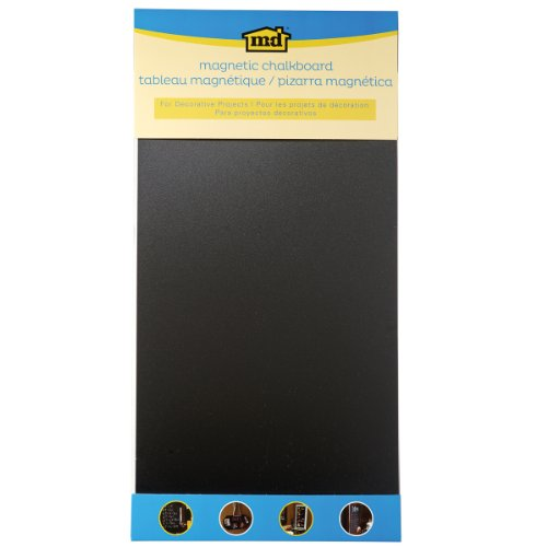 M-D BUILDING PRODUCTS Chalkboard Sheet 12''x24''-black