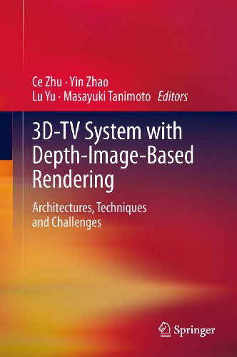 - 3D-TV System with Depth-Image-Based Rendering: Architectures, Techniques and Challenges