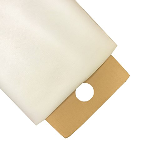 LA Linen Tulle Fabric Bolt, 108-Inch by 50-Yard, Ivory