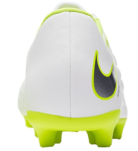 Scarpe 3 chrome White Unisex Phantom Aj4145 Adulto Club Calcio Fg – volt chrome Hypervenom Da 107 Nike q0wE6Ccq