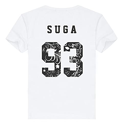 BTS young forever shirt hiphop style fan support V Suga Junkkook with lomo card (Bts Army)