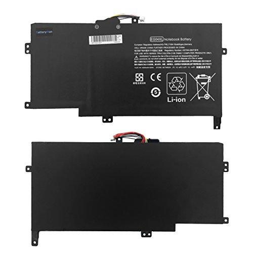 1215tx Battery - BatteryMon Battery EG04XL for HP Envy Sleekbook 6 6-1001tx 1004tx 1102tx 1116tx 1214TX 1215tx 1216tx Series 15.6