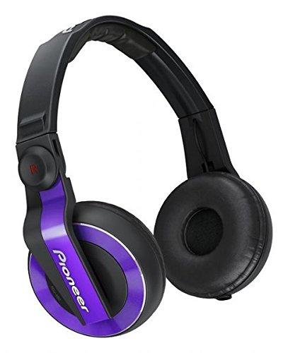 PIONEER HDJ500V Professional Dj Headphones-Violet