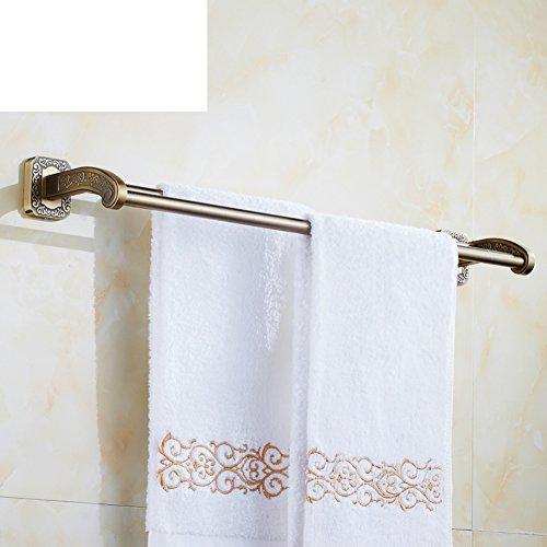 Hot Sale European Style Towel RailDual Bar Bathroom Towel Rack - Bathroom hardware sale