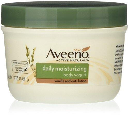 daily moisturizing yogurt jar vanilla