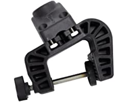 Scotty #449 Rod Holder Portable Clamp Mount w/ #241 Side/Deck Mount