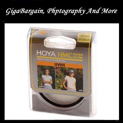 Hoya 82mm UV (Ultra Violet) Multi Coated Slim Frame Glass Filter Made in Japan by Hoya