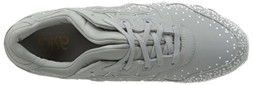 Asics Mens Gel-lyte Iii Fashion Sneaker Grigio Chiaro / Grigio Chiaro
