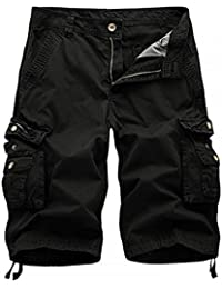 "<span class=""a-offscreen"">[Sponsored]</span>Men's Twill Cargo Shorts"