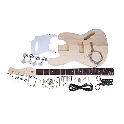 ammoon 4 String Electric Basswood Fingerboard product image