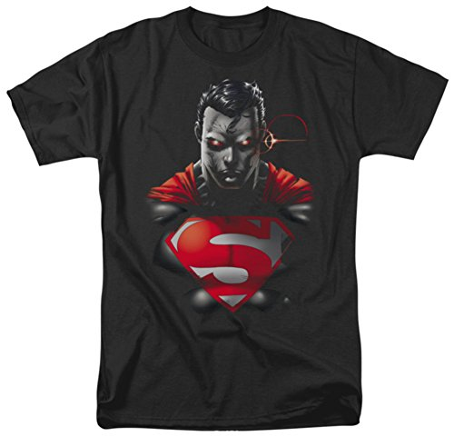 UPC 609328603315, Superman-Heat Vision Charged T-Shirt Size XXL
