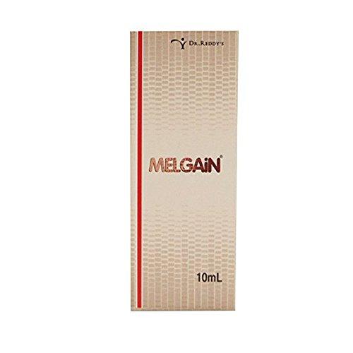 Melgain Lotion for Vitiligo/white patches: Decapeptide : Stimulates Pigmentation 10 ML