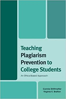Amazon.com: Teaching Plagiarism Prevention to College Students: An ...