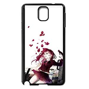pistol petals Samsung Galaxy Note 3 Cell Phone Case Black xlb2-071729