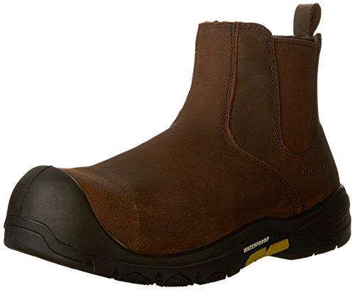 Baffin Men's Zeus Work Shoe,Brown,8 M US