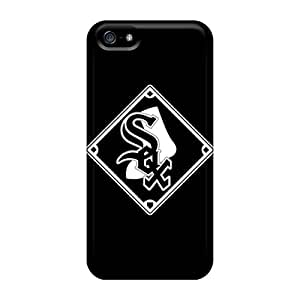JJBaike GNsKjQr4004biPpq Case For Iphone 5/5s With Nice Baseball Chicago White Sox Appearance