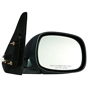 NEW RIGHT POWER MIRROR W// HEATED GLASS FOR 2001-2007 TOYOTA SEQUOIA TO1321192
