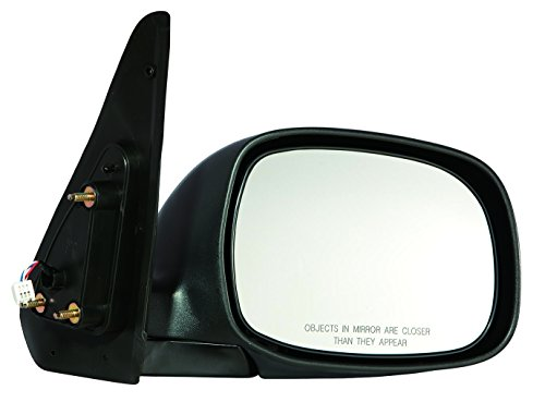 Depo 312-5442R3EB Non-Heated Mirror (TOYOTA SEQUOIA SR5 MODEL 01-07/TUNDRA DOUBLE CAB LIMITED MODEL 03-06 POWER PASSENGER SIDE PAINT TO MATCH) ()