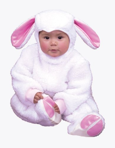 Charades Costume - Little Lamb-6-18 (Mary Had A Little Lamb Halloween Costume)