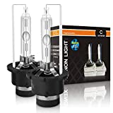 Best D4s Bulb 6000ks - CAR ROVER D4S/D4C 6000K 35W Xenon HID Headlight Review