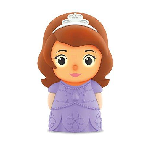 Philips 799957 Disney Sofia SoftPal Portable Night Light, ()