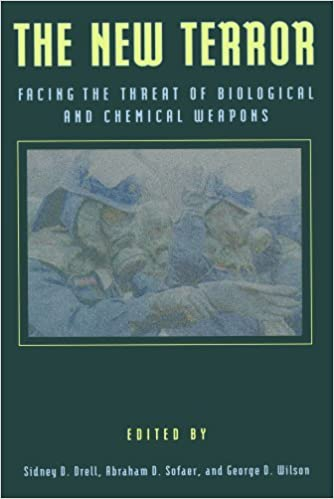 The New Terror: Facing the Threat of Biological and Chemical Weapons (HOOVER INST PRESS PUBLICATION)