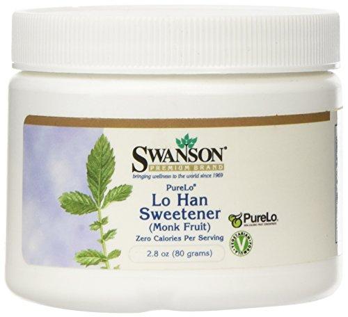 Swanson Purelo Sweetener Fruit grams