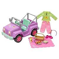American Girl WellieWishers Garden Adventure Vehicle Set