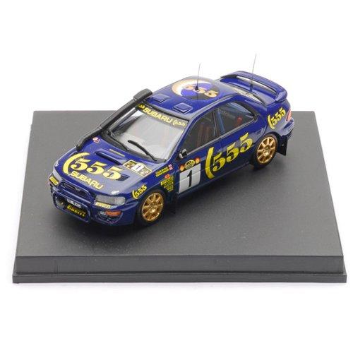 1/43 スバル インプレッサ 1996年サファリラリー #1 ドライバー:コリン・マクレー 622