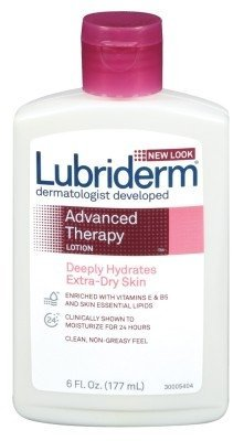Lubriderm Advanced Therapy Moisturizing Lotion - 6 oz (Pack of -