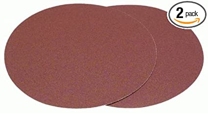 Delta 31-346 8De Self-Adhesive Sanding Disc (2-pack)