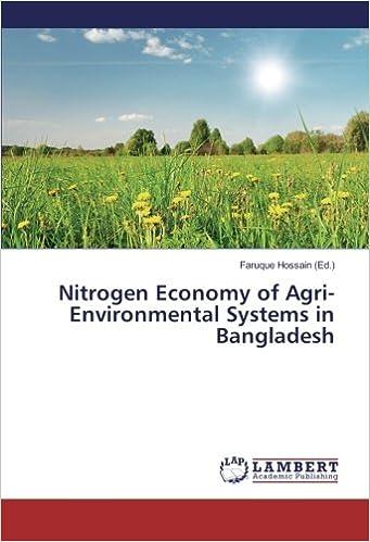 Nitrogen Economy of Agri-Environmental Systems in Bangladesh